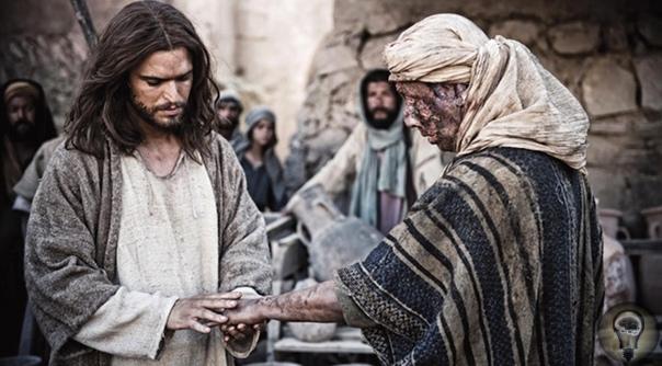 Доктор Иисус и прокаженные
