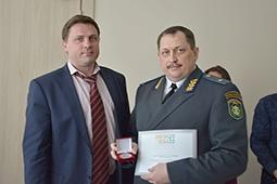 Гостехнадзор Липецкой области отмечен медалью выставки «Золотая осень»