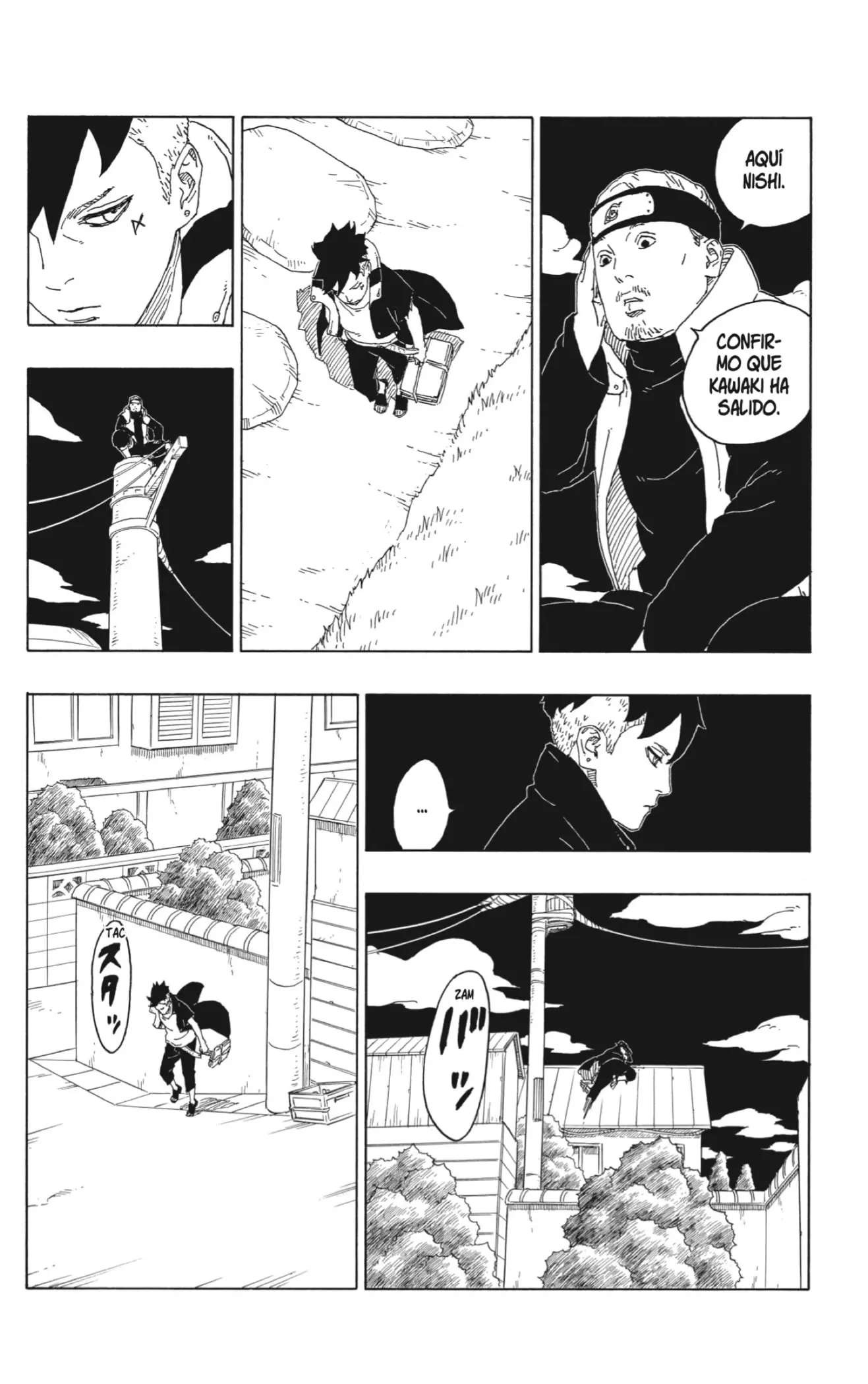 Boruto Manga Capitulo 61, image №21