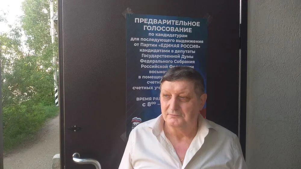 На территории Петровского района продолжается предварительное голосование