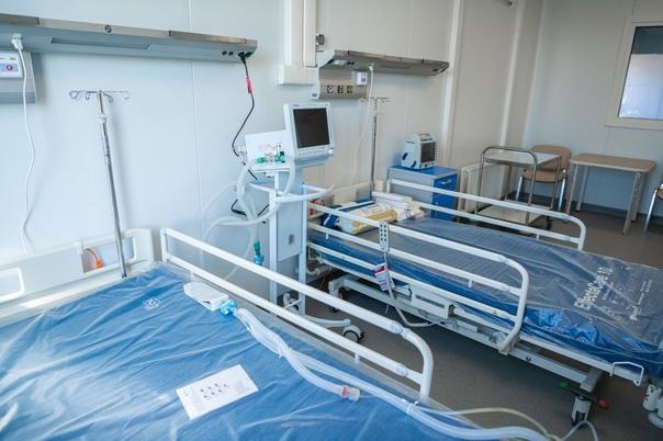 В Сызранской больнице готовятся дополнительные кой...