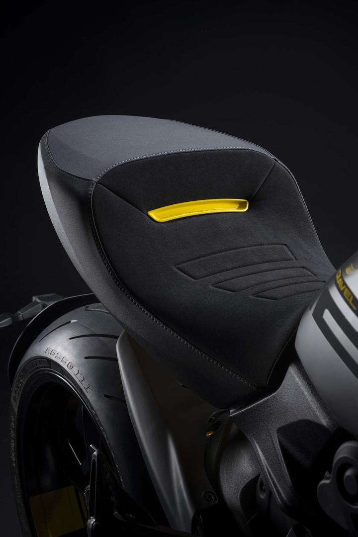 Мотоцикл Ducati Diavel 1260 S Black & Steel 2021