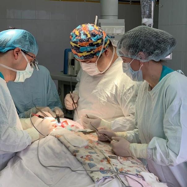 Хирурги Новороссийска спасли пациента от неминуемо...