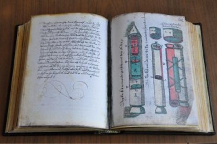 Ракеты XVI века: пилотируемые, многоступенчатые и с соплами, изображение №9