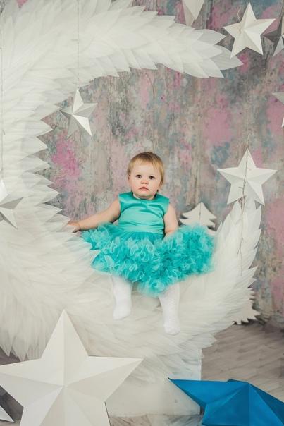 Продам платья облака для мамы и дочериРазмер взрос...