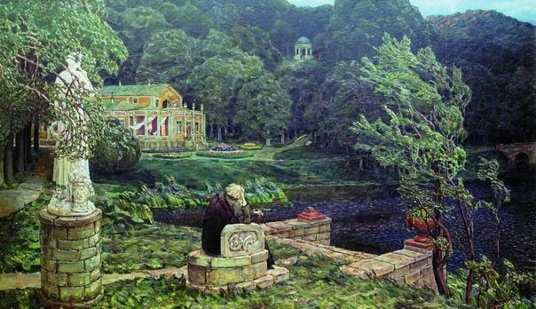 «Шум старого парка», Аполлинарий Михайлович Васнецов