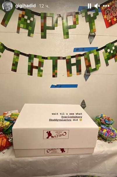 Джиджи Хадид устроила вечеринку в честь 28-летия Зейна Малика Вчера британский певец и молодой отец Зейн Малик отпраздновал свое 28-летие. Из-за пандемии коронавируса праздник был устроен в