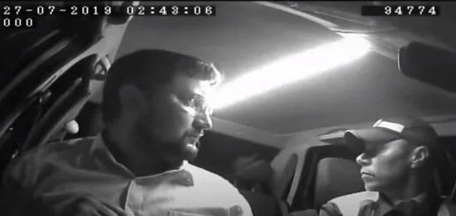 НаУрале всеть слили видео задержания главы района, находившегося пьяным зарулем