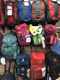 Большой выбор рюкзаков для спорта и города в МАНАРАГЕ на Комсомольской, 7 (Екатеринбург)