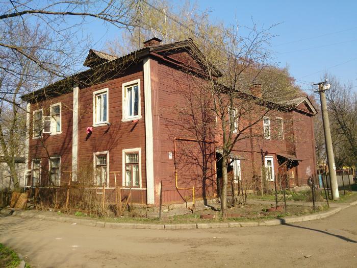 В Твери снесут дом 1917 года постройки  https://www.afanasy.biz/news/society/183521  Он был признан аварийным еще в 2014 году Тверь