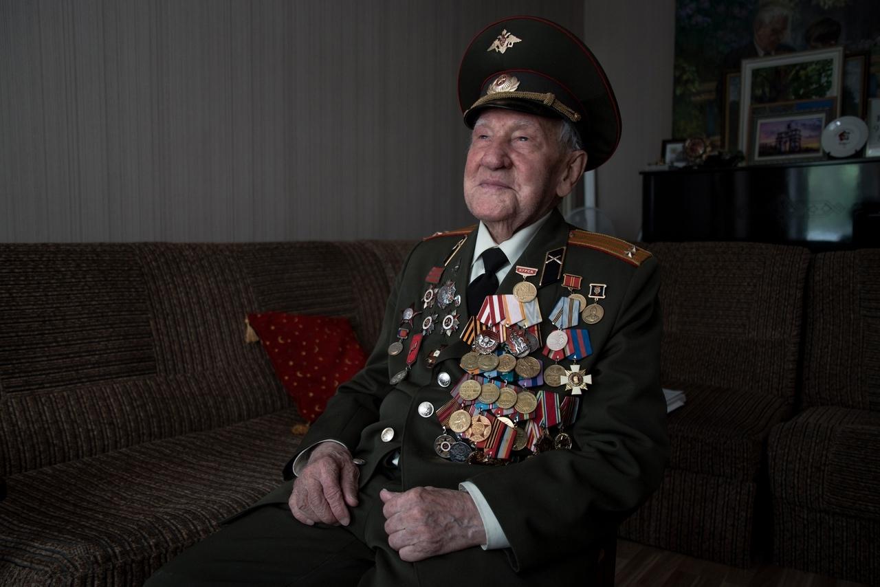 61-й школе Курска присвоили имя Петра Михина