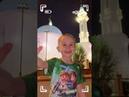 Мой Исламик читает Фатиху на фоне мечети Ирек г. Казань
