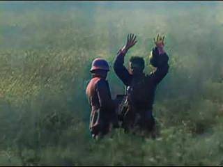 Нападение Германии на СССР. Первые дни войны. Немецкая кинохроника (Июль 1941 г.) Йонава и Лиепая