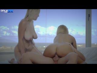 Alyssia Kent and Mary Monroe [All Sex, Hardcore, Blowjob, Threesome, Artporn, Big Tits]