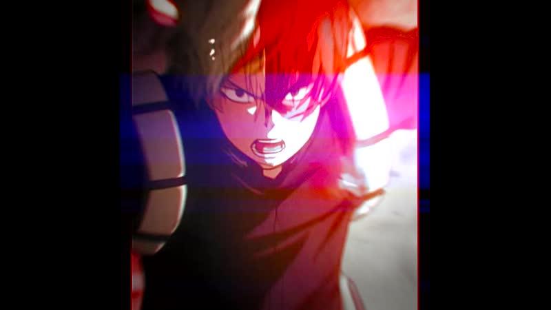 Anime mix edit