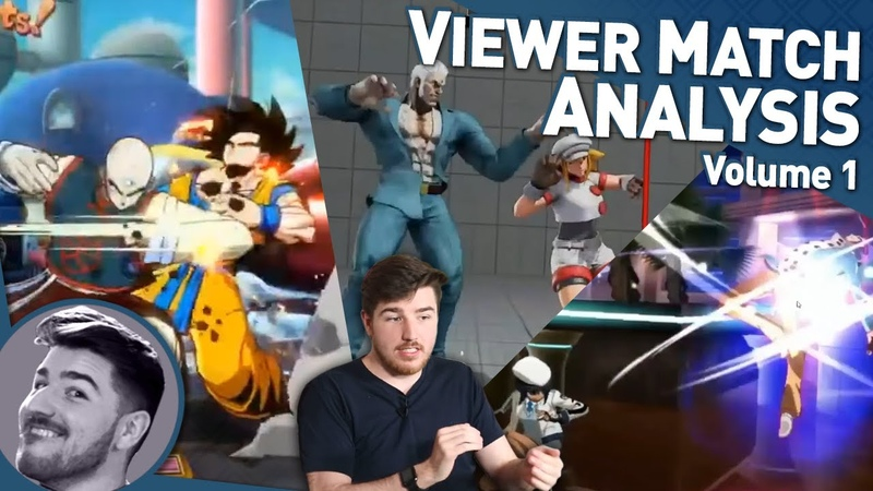 Analyzing Viewer Matches Vol 1 Move With Purpose
