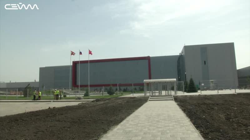 В регионе запустили один из крупнейших мясоперерабатывающих комплексов в Европе