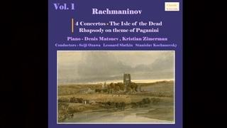 - Piano Concerto No. 1 played by Kristian Zimerman . Conducted by Seiji Ozawa Vol. 1