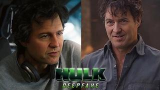 Edward Norton is The Hulk in the MCU [Deepfake]