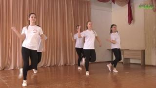 Общероссийская Гимнастрада собирает таланты со всей России