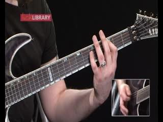 Lick Library - Andy James Learn Metal Rhythm Guitar in 6 Weeks - Week 4