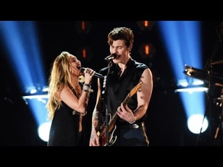 Shawn Mendes, Miley Cyrus - In My Blood (Live at the GRAMMYs)