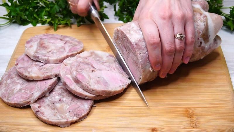 Кладу мясо в бутылку и получаю КОЛБАСУ 145 руб за кг Натуральная без добавок и красителей