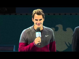 Injury forces Roger Federer out of ATP World Tour Final