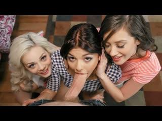 Gina Valentina, Gia Paige, Elsa Jean