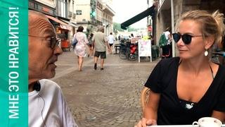 Про изучение языков, скандинавскую ходьбу, стресс и шопинг | Мне это нравится! #1 | Юлия Высоцкая