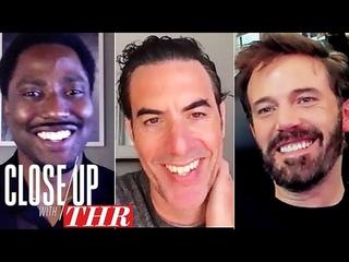 FULL Actors Roundtable: Ben Affleck, Sacha Baron Cohen, John David Washington & More | Close Up