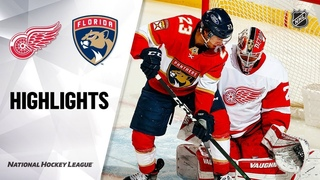 Detroit Red Wings vs Florida Panthers   , 2021   Game Highlights   NHL 2021   Обзор матча