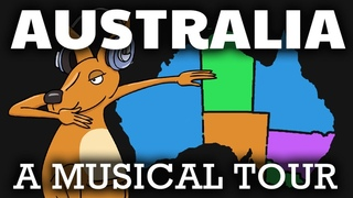 Australia Song  | Learn Facts About Australia the Musical Way