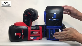 Обзор боксерских перчаток Jagged