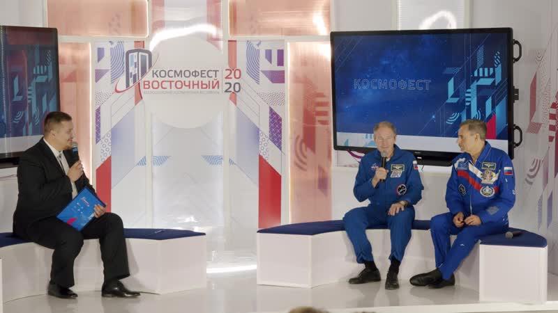 100 вопросов к космонавтам