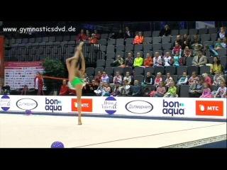 Alina Harnasko Rope - Junior Crystal Rose Cup Minsk 2016