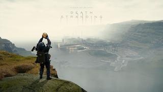Death Stranding - Asylums for the feeling (LYRICS)