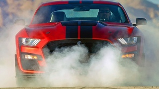 2021 MUSTANG SHELBY GT500 – 700HP – Most Powerful Street-Legal Ford