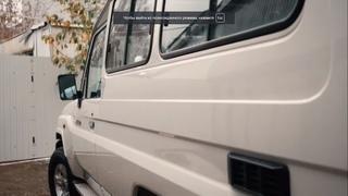 Обзор TOYOTA LANDCRUISER 78  - Новый Тойота Ленд Крузер 78 - TOYOTA LAND CRUISER 70