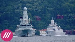 Спланированная провокация? Военный эксперт об инциденте в Черном море и военной активности НАТО