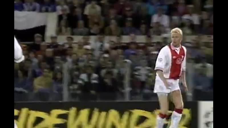 ЛЧ 1995-96 Финал Ювентус - Аякс 2 тайм