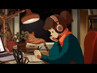 lofi hip hop radio - beats to relax/study to (Веном Снейк)