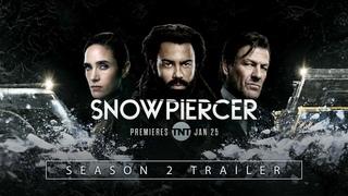 Snowpiercer Trailer: Season 2 Premieres January 25, 2021 | TNT