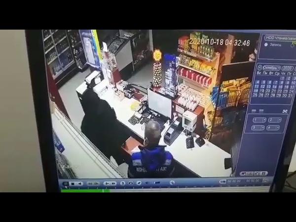 Разбойное нападение в Аксае