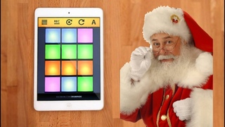 Drum pads 24 || Merry Christmas