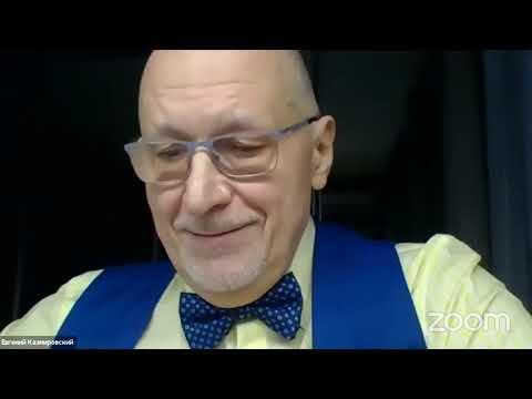 КваАРТирник 20 03 Фрагмент выступления Евгения Казмировского