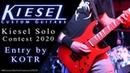 Kiesel Solo Contest 2020 - KOTR KieselSoloContest2020