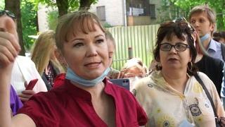 Реновация в Люблино: не хотим в Люблинский парк, выходим из программы!