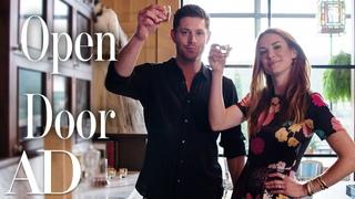 Inside Jensen and Danneel Ackles' Home   Open Door   Architectural Digest