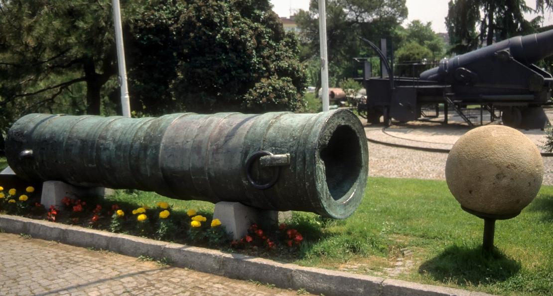 Бомбарды османов